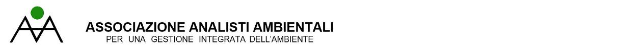 Associazione Analisti Ambientali